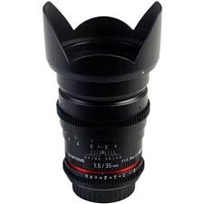 Samyang 24 mm F1.5 T AS UMC - Canon EOS Thumbnail Image 0